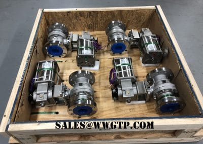 sim to 368A6081P002 Ball Valve