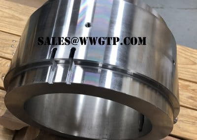sim to 109E3598G0001 Bearing Liner No. 1 (USA) sim to 109E3598G001
