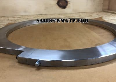 sim to 188C9634G001 Seal Ring (USA) sim to 188C9634G005 (USA) for MS9001 (Frame 9) Gas Turbine