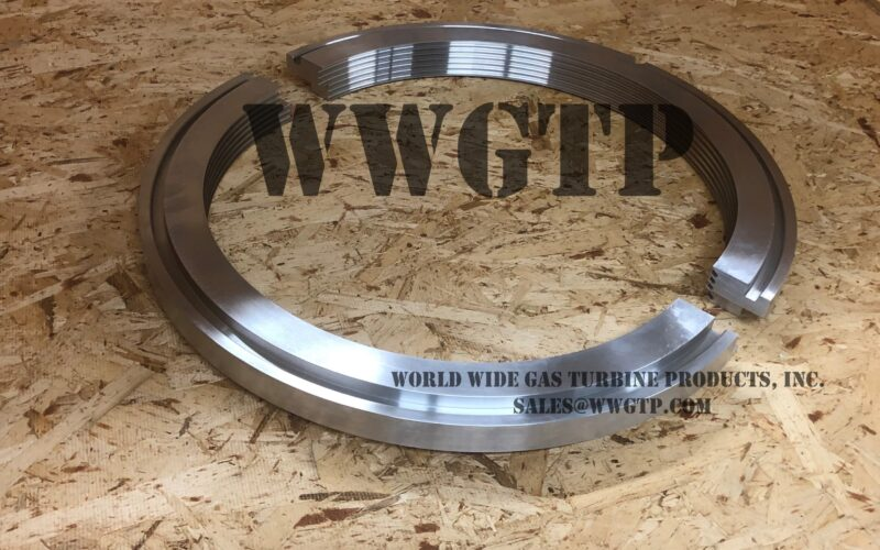 sim to 163C4108G006 Air Seal. sim to 163C4108G001 for GE Gas Turbine.